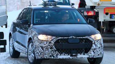 Audi A1 Allroad - spyshot 1