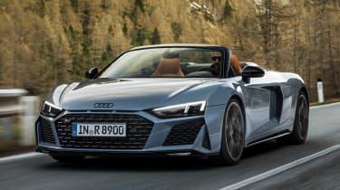 Audi R8 Spyder Performance RWD - front