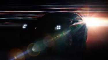 Porsche Macan official teaser