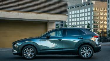 Mazda CX-30 - side static