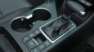 Kia Sportage 48V hybrid - transmission