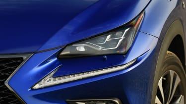 Lexus NX - front light