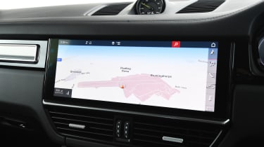 Porsche Cayenne - Navigation