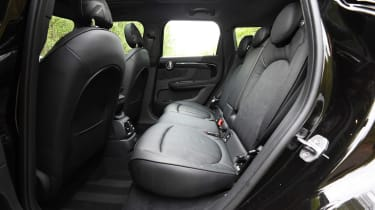 MINI Countryman - rear seats