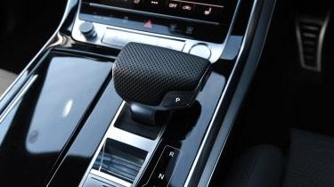 Audi Q8 - transmission