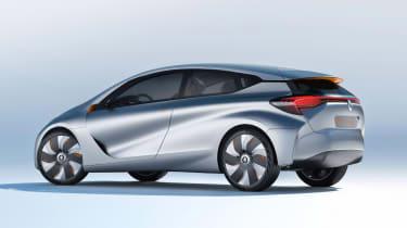Renault EOLAB - rear