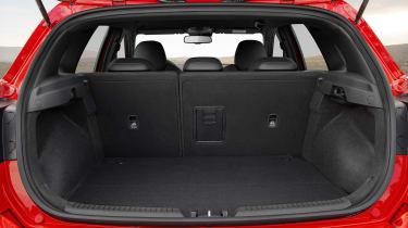 Hyundai i30 N Line boot space