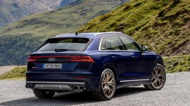 Audi SQ8 - rear static