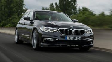 BMW Alpina D5 S - front
