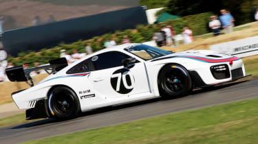 Porsche 935 - Goodwood run 2019