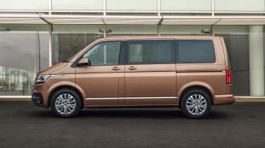 Volkswagen Caravelle - side static