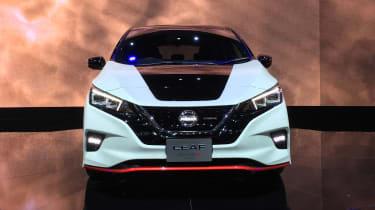 Nissan Leaf Nismo - Tokyo full front