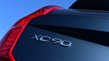 Volvo XC90 -  brake light