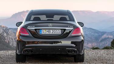 Mercedes-AMG C 43 - full rear