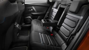 Citroen C4 - interior