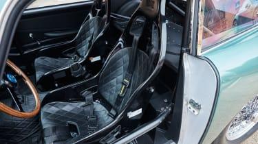Aston Martin DB4 GT - front seats