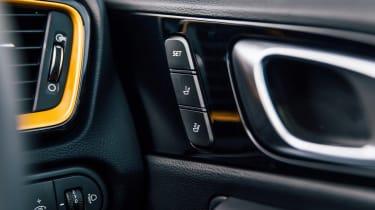 Kia XCeed 1.4 petrol - door detail