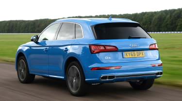 Audi Q5 TFSI e - rear