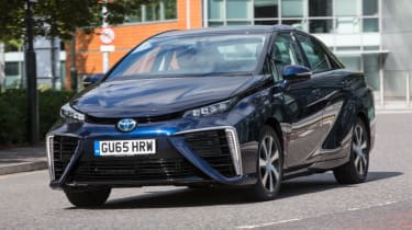 A to Z guide to electric cars - Toyota Mirai