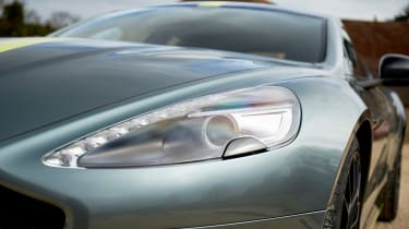 Aston Martin Rapide AMR - front light