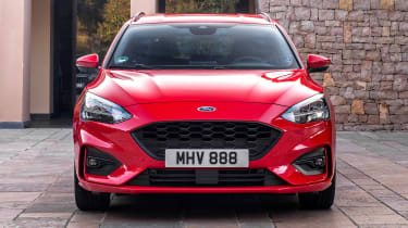 Ford Focus Estate - full front