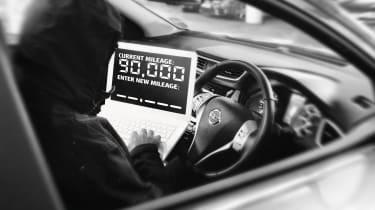 EU to crack down on car clocking companies