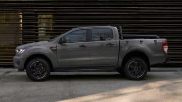 Ford Ranger Wolftrak - side