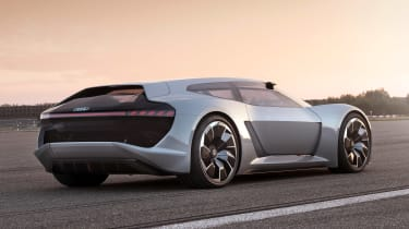 Audi PB18 e-tron concept - rear