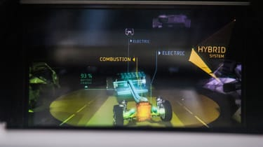 DS Divine concept - hybrid display