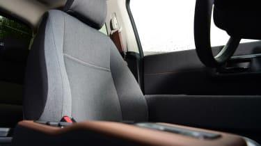 Honda e - seats
