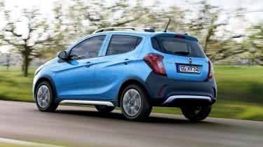Opel Karl Rocks crossover rear