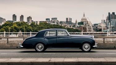 Rolls Royce Phantom EV - side