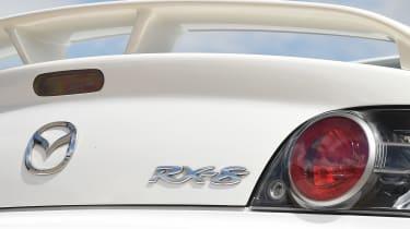 Mazda RX-8 - badge