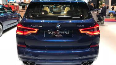 Alpina XD3 - rear