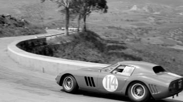 Ferrari 250 GTO - rear