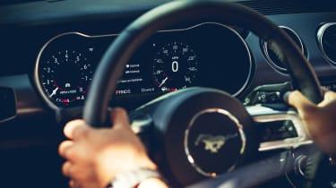 Ford Mustang - interior