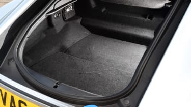 Jaguar F-Type R Coupe massive boot