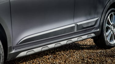 Hyundai i20 Active 2016 - side skirts