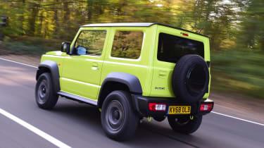 Suzuki Jimny - rear