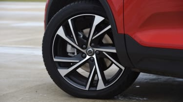 Volvo XC40 alloy wheel