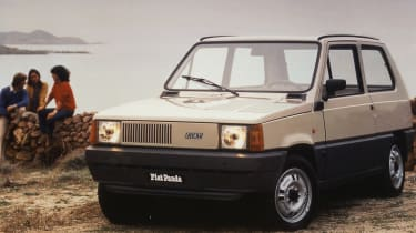 Best cars of the 80s: Fiat Panda