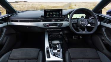 Audi A5 Sportback - dash