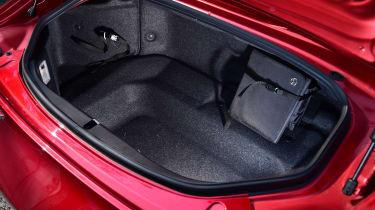 Mazda MX-5 long termer - first report boot