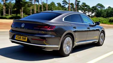 Volkswagen Arteon 1.5 petrol TSI rear