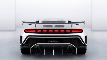 Bugatti Centodieci - full rear