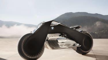 BMW Motorrad Vision Next 100 front side