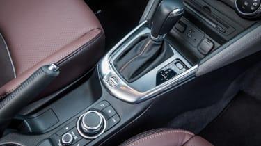 Mazda CX-3 GT Sport - centre console