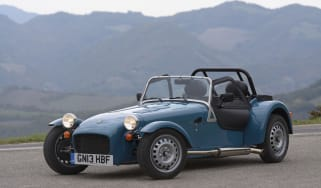 Caterham Seven 160 front static