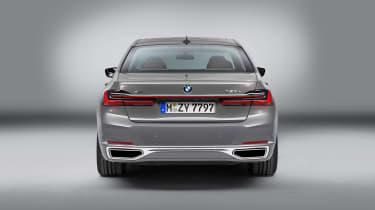 BMW 7 Series facelift - full rear studio