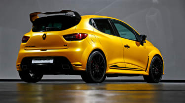 Renault Clio RenaultSport R.S.16 official - reveal rear